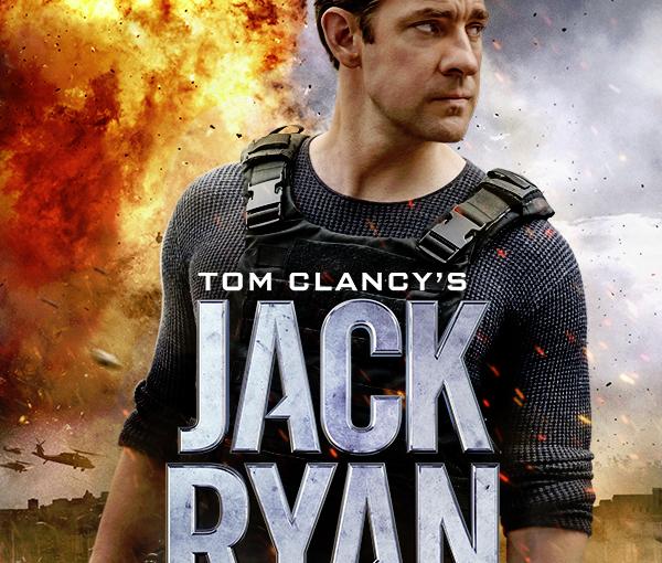『トム・クランシー/CIA分析官 ジャック・ライアン』シーズン1 感想 何故か前線に引っ張り出される分析官